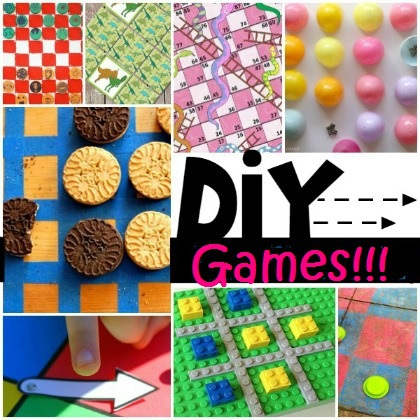 ManCave Chicago: DIY Games: What's Yours???