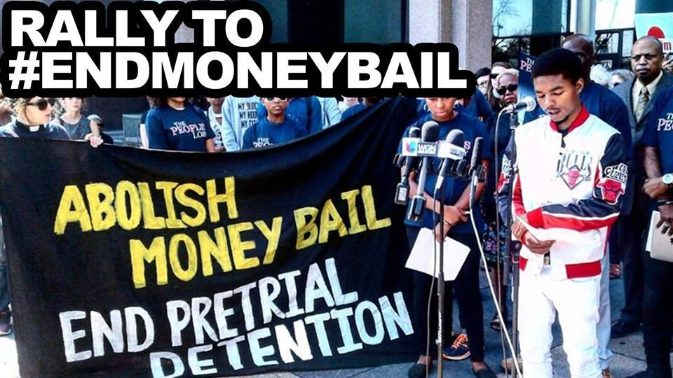 CommunityCave Joins the Rally To #EndMoneyBail